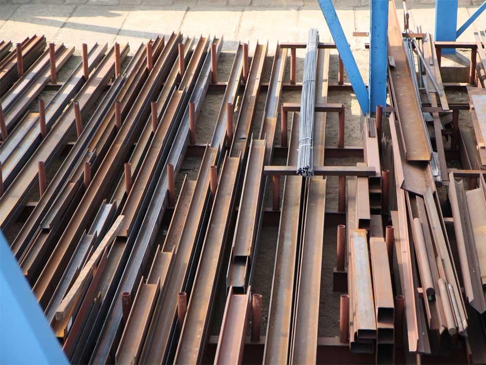 Handel Manzke Stahlbau